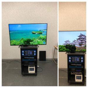 カラオケレンタル埼玉県秩父にてジョイサウンドMAX2設置 2021年02月20日